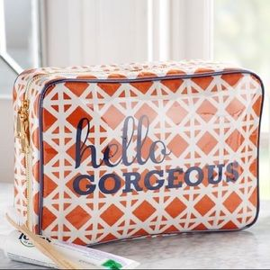 Pottery Barn Hello Gorgeous Ultimate Cosmetic Bag
